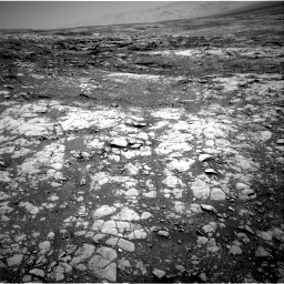 Nasa's Mars rover Curiosity acquired this image using its Right Navigation Camera on Sol 2003, at drive 2632, site number 68