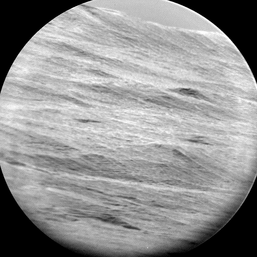 Nasa's Mars rover Curiosity acquired this image using its Chemistry & Camera (ChemCam) on Sol 2003, at drive 2626, site number 68