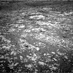 Nasa's Mars rover Curiosity acquired this image using its Left Navigation Camera on Sol 2004, at drive 204, site number 69