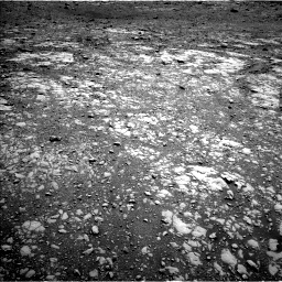 Nasa's Mars rover Curiosity acquired this image using its Left Navigation Camera on Sol 2004, at drive 216, site number 69