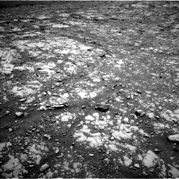 Nasa's Mars rover Curiosity acquired this image using its Left Navigation Camera on Sol 2004, at drive 252, site number 69