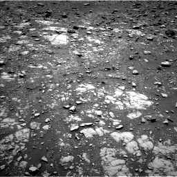 Nasa's Mars rover Curiosity acquired this image using its Left Navigation Camera on Sol 2004, at drive 336, site number 69