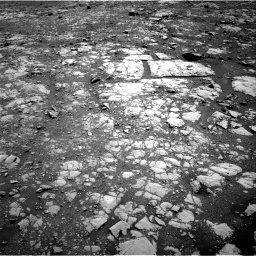 Nasa's Mars rover Curiosity acquired this image using its Right Navigation Camera on Sol 2004, at drive 18, site number 69