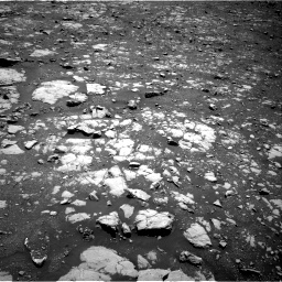Nasa's Mars rover Curiosity acquired this image using its Right Navigation Camera on Sol 2004, at drive 30, site number 69