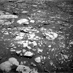 Nasa's Mars rover Curiosity acquired this image using its Right Navigation Camera on Sol 2004, at drive 36, site number 69