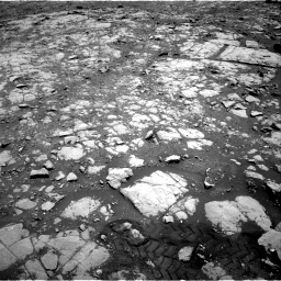 Nasa's Mars rover Curiosity acquired this image using its Right Navigation Camera on Sol 2004, at drive 54, site number 69