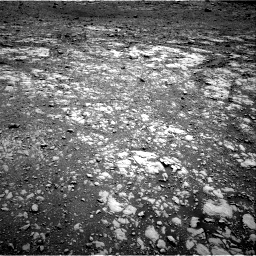 Nasa's Mars rover Curiosity acquired this image using its Right Navigation Camera on Sol 2004, at drive 216, site number 69