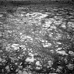 Nasa's Mars rover Curiosity acquired this image using its Right Navigation Camera on Sol 2004, at drive 222, site number 69