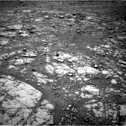 Nasa's Mars rover Curiosity acquired this image using its Right Navigation Camera on Sol 2004, at drive 288, site number 69
