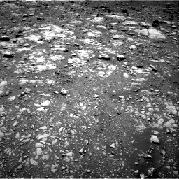 Nasa's Mars rover Curiosity acquired this image using its Right Navigation Camera on Sol 2004, at drive 318, site number 69