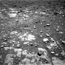 Nasa's Mars rover Curiosity acquired this image using its Right Navigation Camera on Sol 2004, at drive 342, site number 69