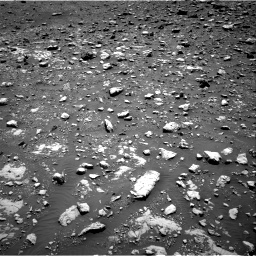Nasa's Mars rover Curiosity acquired this image using its Right Navigation Camera on Sol 2004, at drive 360, site number 69