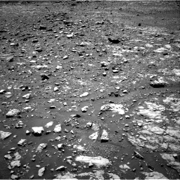 Nasa's Mars rover Curiosity acquired this image using its Right Navigation Camera on Sol 2004, at drive 366, site number 69