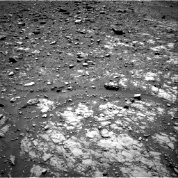 Nasa's Mars rover Curiosity acquired this image using its Right Navigation Camera on Sol 2004, at drive 390, site number 69