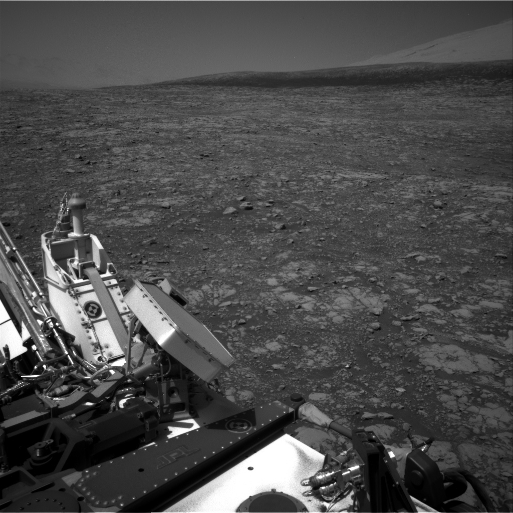 Nasa's Mars rover Curiosity acquired this image using its Right Navigation Camera on Sol 2004, at drive 408, site number 69