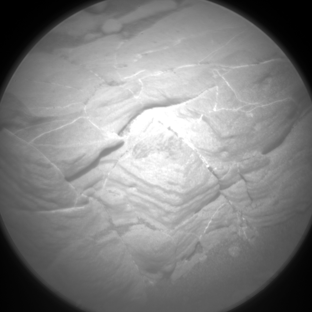 Nasa's Mars rover Curiosity acquired this image using its Chemistry & Camera (ChemCam) on Sol 2007, at drive 408, site number 69