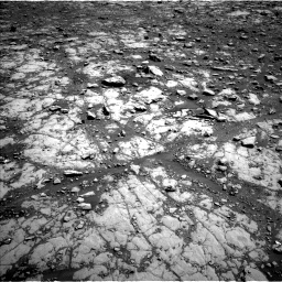 Nasa's Mars rover Curiosity acquired this image using its Left Navigation Camera on Sol 2007, at drive 438, site number 69