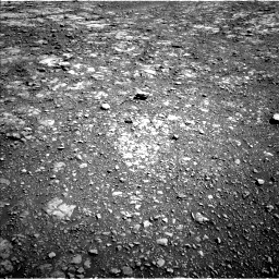 Nasa's Mars rover Curiosity acquired this image using its Left Navigation Camera on Sol 2007, at drive 540, site number 69