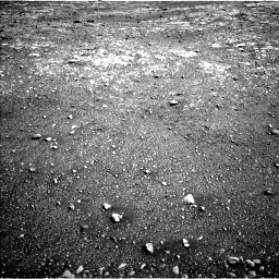 Nasa's Mars rover Curiosity acquired this image using its Left Navigation Camera on Sol 2007, at drive 606, site number 69