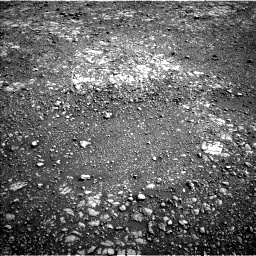 Nasa's Mars rover Curiosity acquired this image using its Left Navigation Camera on Sol 2007, at drive 654, site number 69