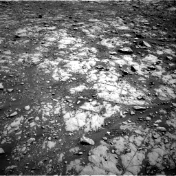 Nasa's Mars rover Curiosity acquired this image using its Right Navigation Camera on Sol 2007, at drive 450, site number 69