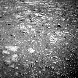 Nasa's Mars rover Curiosity acquired this image using its Right Navigation Camera on Sol 2007, at drive 546, site number 69