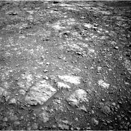 Nasa's Mars rover Curiosity acquired this image using its Right Navigation Camera on Sol 2007, at drive 552, site number 69