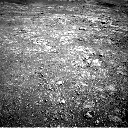 Nasa's Mars rover Curiosity acquired this image using its Right Navigation Camera on Sol 2007, at drive 576, site number 69
