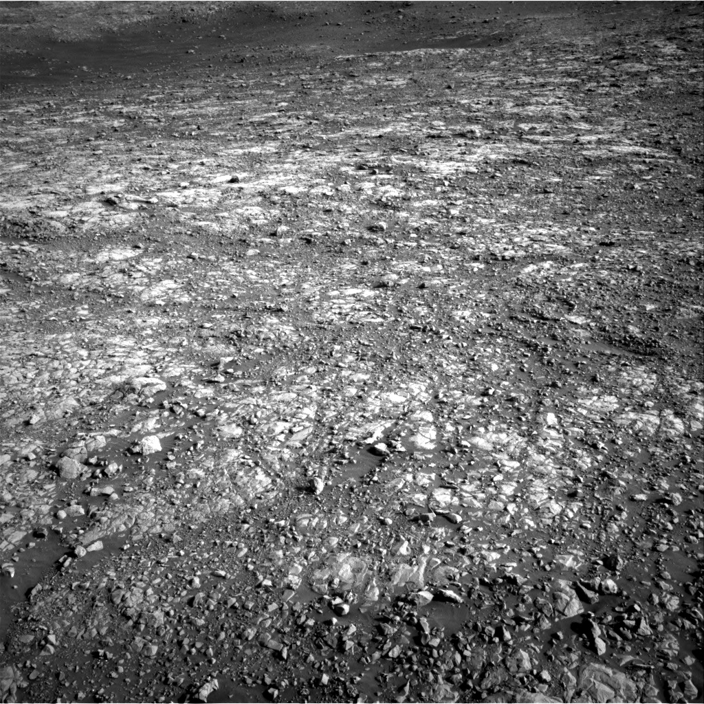 Nasa's Mars rover Curiosity acquired this image using its Right Navigation Camera on Sol 2007, at drive 714, site number 69