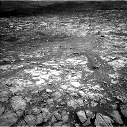 Nasa's Mars rover Curiosity acquired this image using its Left Navigation Camera on Sol 2009, at drive 768, site number 69