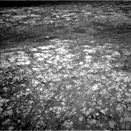 Nasa's Mars rover Curiosity acquired this image using its Left Navigation Camera on Sol 2009, at drive 792, site number 69