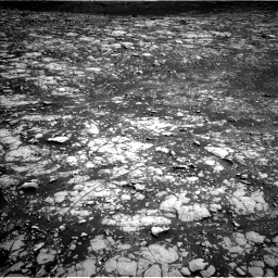 Nasa's Mars rover Curiosity acquired this image using its Left Navigation Camera on Sol 2009, at drive 828, site number 69