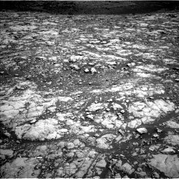 NASA's Mars rover Curiosity acquired this image using its Left Navigation Camera (Navcams) on Sol 2009