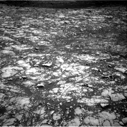 Nasa's Mars rover Curiosity acquired this image using its Right Navigation Camera on Sol 2009, at drive 834, site number 69