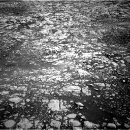 Nasa's Mars rover Curiosity acquired this image using its Right Navigation Camera on Sol 2009, at drive 906, site number 69