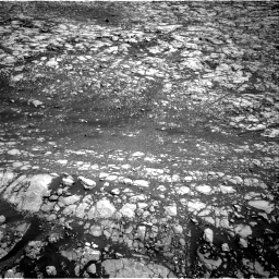 Nasa's Mars rover Curiosity acquired this image using its Right Navigation Camera on Sol 2009, at drive 918, site number 69