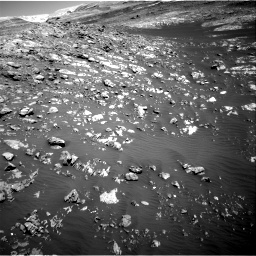 Nasa's Mars rover Curiosity acquired this image using its Right Navigation Camera on Sol 2009, at drive 1062, site number 69