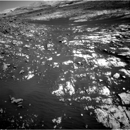 Nasa's Mars rover Curiosity acquired this image using its Right Navigation Camera on Sol 2009, at drive 1068, site number 69