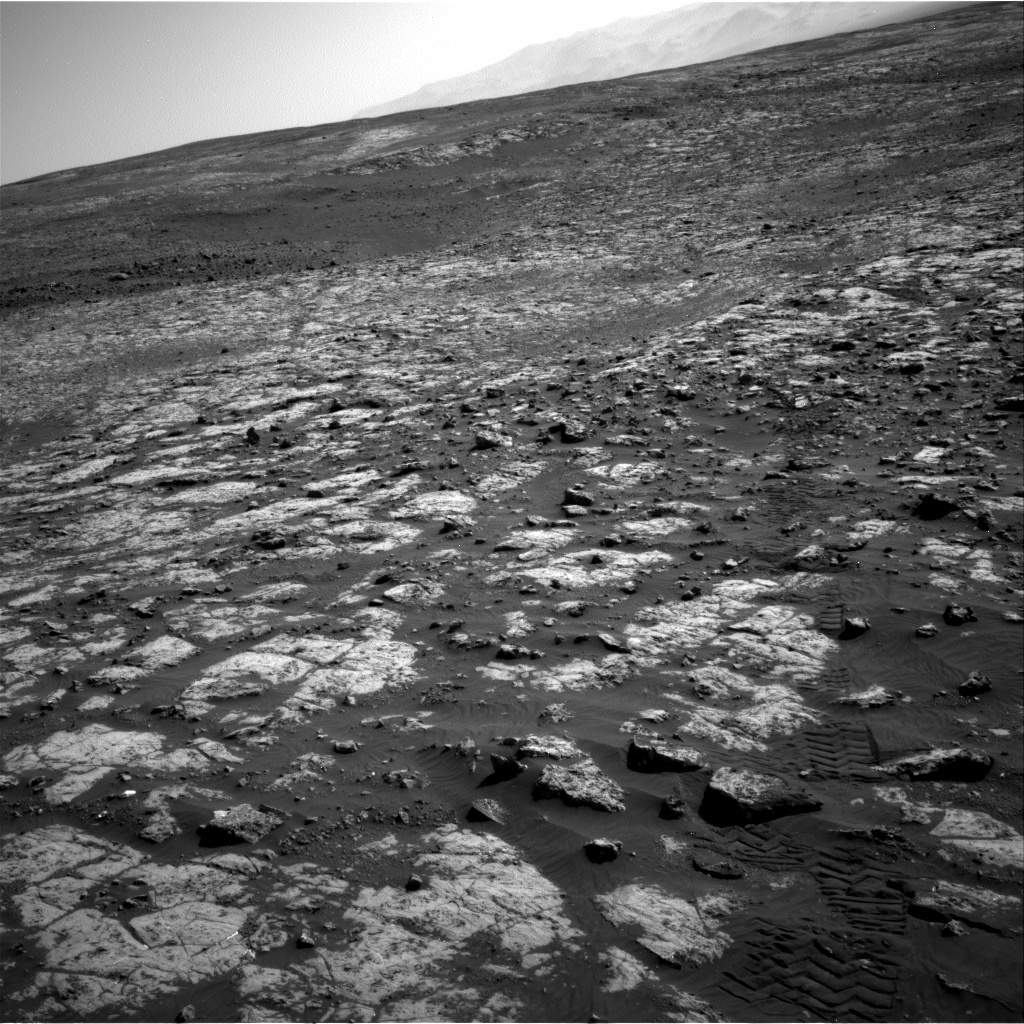 Nasa's Mars rover Curiosity acquired this image using its Right Navigation Camera on Sol 2009, at drive 1072, site number 69