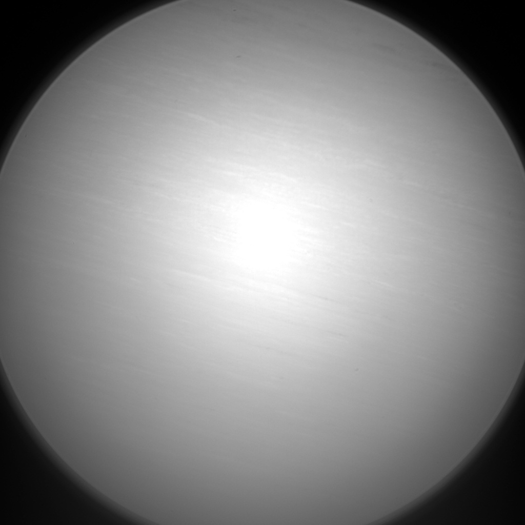 Nasa's Mars rover Curiosity acquired this image using its Chemistry & Camera (ChemCam) on Sol 2011, at drive 1072, site number 69