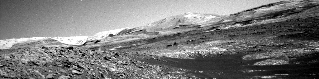 Nasa's Mars rover Curiosity acquired this image using its Right Navigation Camera on Sol 2011, at drive 1072, site number 69