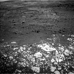 Nasa's Mars rover Curiosity acquired this image using its Left Navigation Camera on Sol 2012, at drive 1372, site number 69