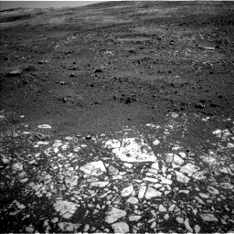 Nasa's Mars rover Curiosity acquired this image using its Left Navigation Camera on Sol 2012, at drive 1378, site number 69