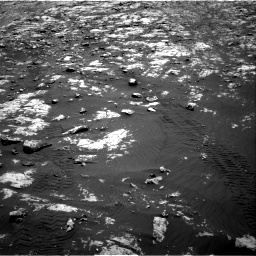 Nasa's Mars rover Curiosity acquired this image using its Right Navigation Camera on Sol 2012, at drive 1072, site number 69