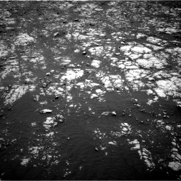 Nasa's Mars rover Curiosity acquired this image using its Right Navigation Camera on Sol 2012, at drive 1120, site number 69