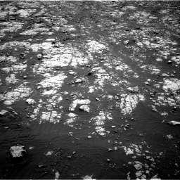 Nasa's Mars rover Curiosity acquired this image using its Right Navigation Camera on Sol 2012, at drive 1132, site number 69