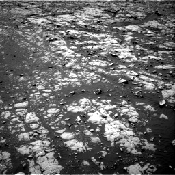 Nasa's Mars rover Curiosity acquired this image using its Right Navigation Camera on Sol 2012, at drive 1228, site number 69