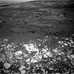 Nasa's Mars rover Curiosity acquired this image using its Right Navigation Camera on Sol 2012, at drive 1378, site number 69