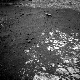 Nasa's Mars rover Curiosity acquired this image using its Left Navigation Camera on Sol 2014, at drive 1408, site number 69
