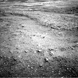 Nasa's Mars rover Curiosity acquired this image using its Left Navigation Camera on Sol 2014, at drive 1540, site number 69